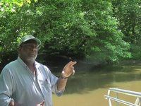 Fred Tutman, Riverkeeper