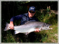 Drammenselva - Saving the Atlantic Salmon